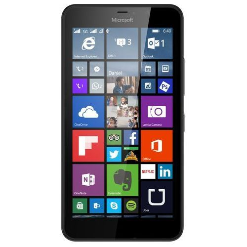Lumia 640 marki Nokia telefon komórkowy