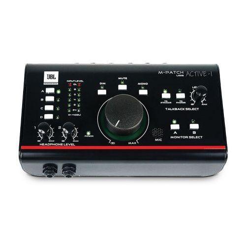 JBL ACTIVE-1 4-kanałowy regulator i przełącznik odsłuchów A/B