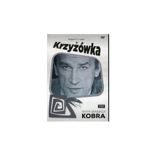 Krzyżówka teatr sensacji kobra. darmowy odbiór w niemal 100 księgarniach! marki Robert f. lane