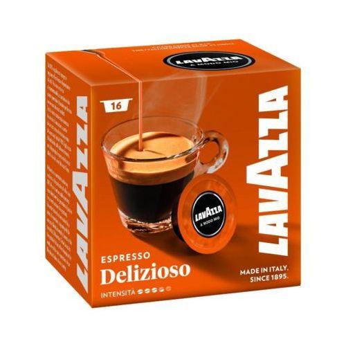 Lavazza 16szt a modo mio espresso delizioso włoska kawa w kapsułkach import