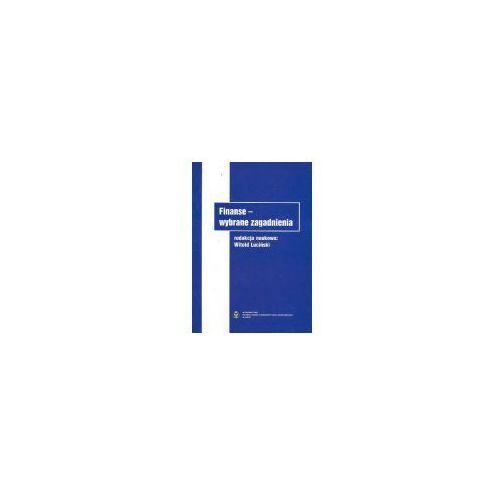 Finanse Wybrane zagadnienia (135 str.)