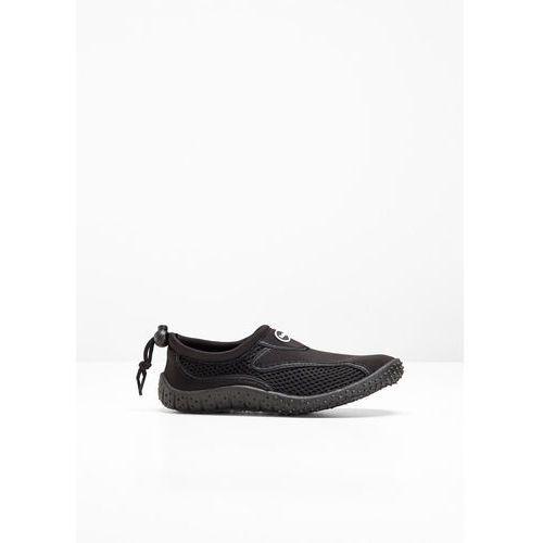 Buty do wody czarny, Bonprix, 36-45