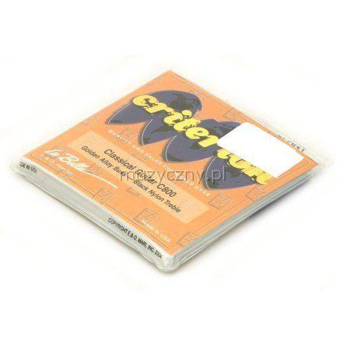 LaBella C800 Criterion struny do gitary klasycznej
