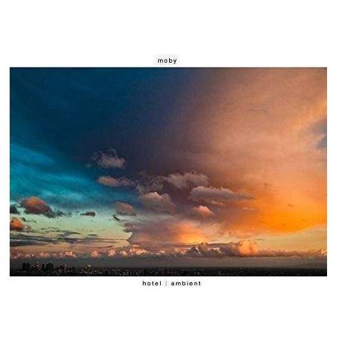 Ambient Hotel (CD) - Moby, 5024545714227