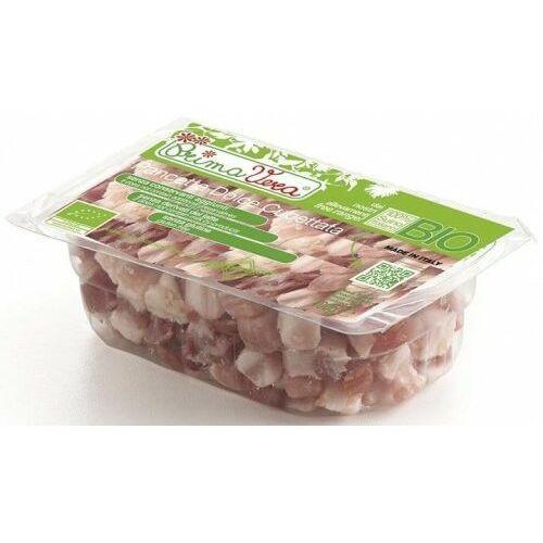 Boczek (pancetta) kostka bezglutenowy bio 100 g - primavera marki Primavera (wędliny wieprzowe)