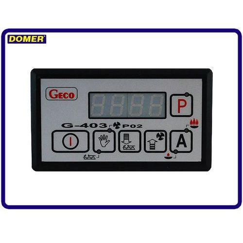 Panel z wyświetlaczem LCD Geco G-403