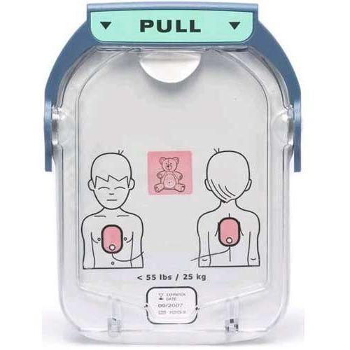 Elektrody terapeutyczne SMART dla dzieci do defibrylatora PHILIPS HS1