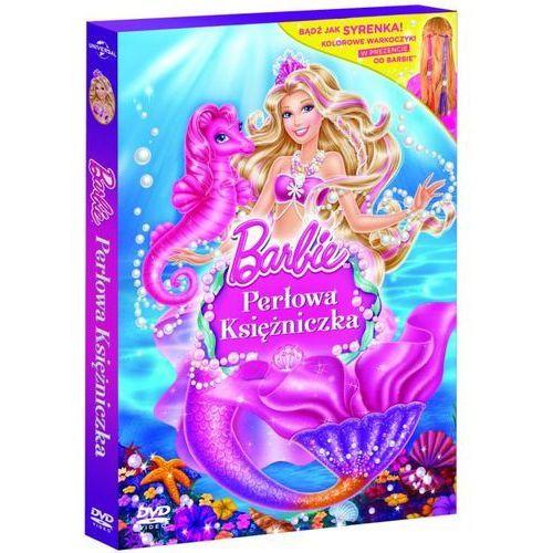 Tim film studio Barbie perłowa księżniczka edycja limitowana