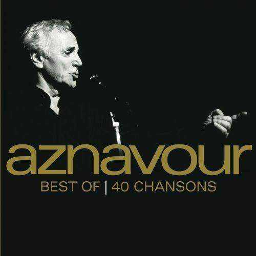 Aznavour charles - best of 40 chanson [2cd][polska cena] marki Universal music