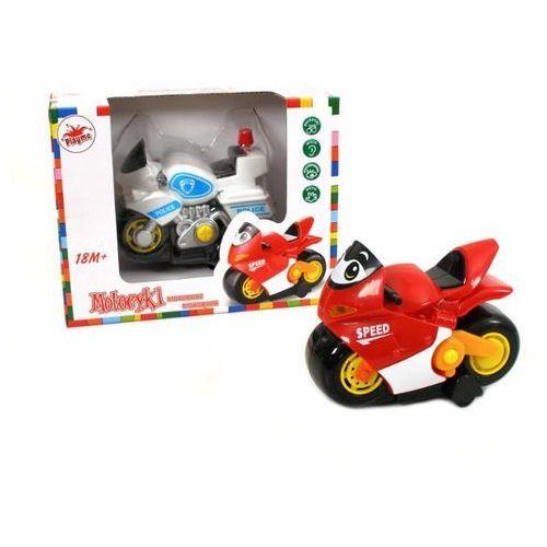 BRIMAREX Motocykl z funkcjami (motor zabawka) od Zadowolenie.pl
