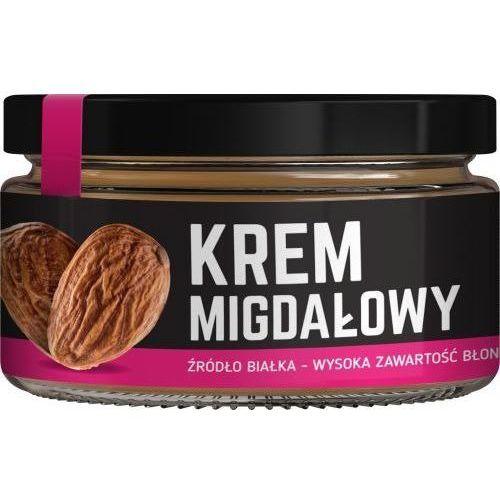 Krem Migdałowy Prażony 100% 190g - NaturAvena