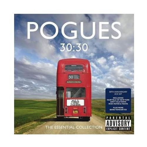 THE POGUES - 30.30: THE ESSENTIAL COLLECTION - Album 2 płytowy (CD) (5053105660353)