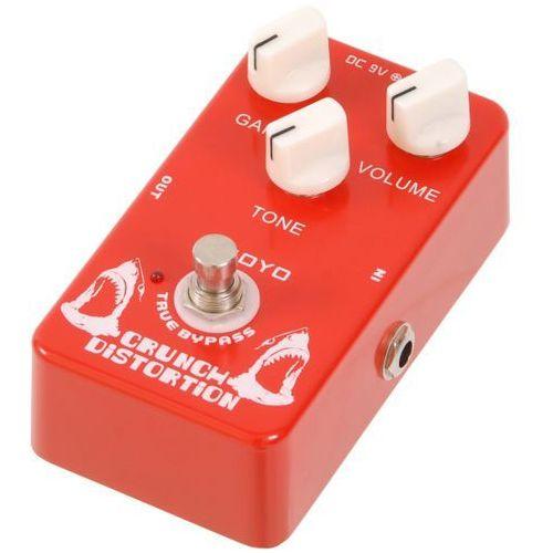 Joyo jf 03 crunch distortion - efekt gitarowy (6943206700302)