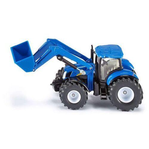 Siku , traktor new holland z przednią ładowarką - trefl (4006874019861)