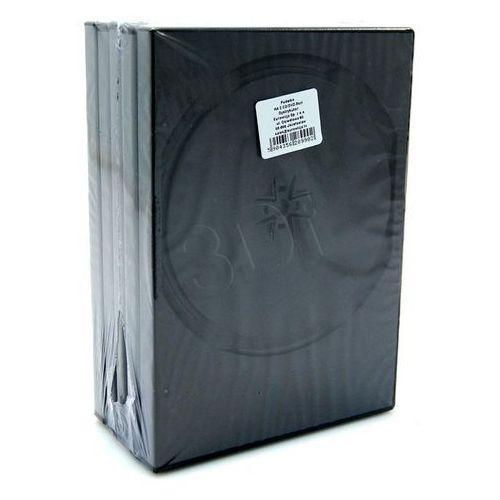 PUDEŁKO NA DVD BLACK 4 DISC 14mm 5szt - sprawdź w wybranym sklepie