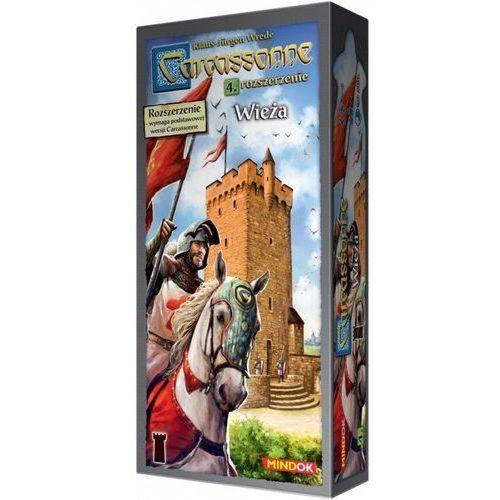Gra carcassonne wieża marki Bard