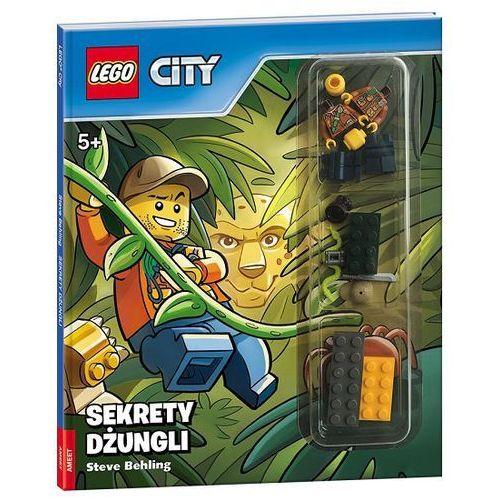 LEGO® CITY. SEKRETY DŻUNGLI
