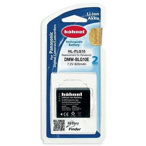 Akumulator HAHNEL HL-PLG10 Panasonic + DARMOWY TRANSPORT! - produkt z kategorii- Akumulatory do kamer cyfrowych