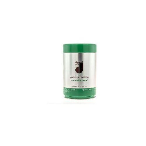 Danesi Caffe - Naturally Decaf 250g - Kawa bezkofeinowa (8000135414149)