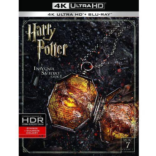 David yates Harry potter i insygnia śmierci. część 1 (4k ultra hd) (blu-ray) - darmowa dostawa kiosk ruchu (7321999345778)