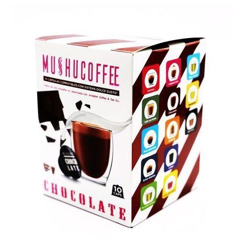Chocolate mushu coffee (czekolada na gorąco) kapsułki do dolce gusto – 10 kapsułek marki Nespresso kapsułki