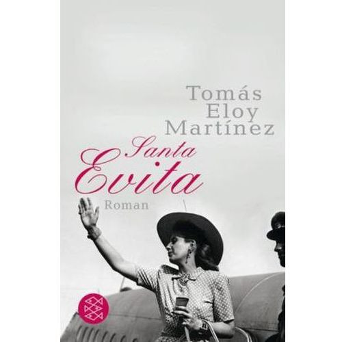 Santa Evita (9783596186648)