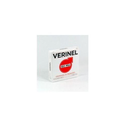 Verinel - silnie działa jak Erotus, HastaMan