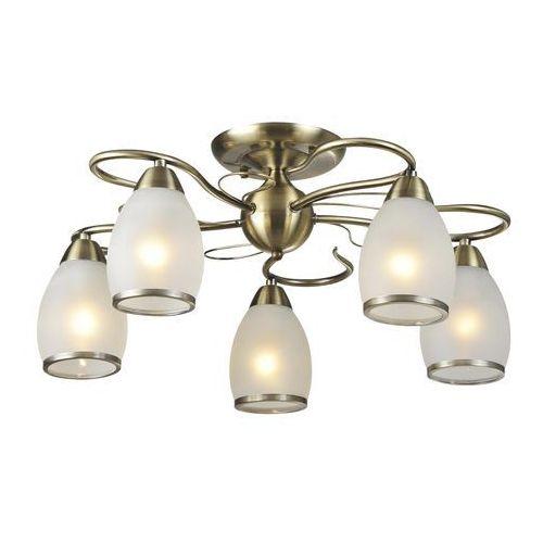Żyrandol Asturia 5 292/5 - Lampex - Sprawdź kupon rabatowy w koszyku (5902622105376)