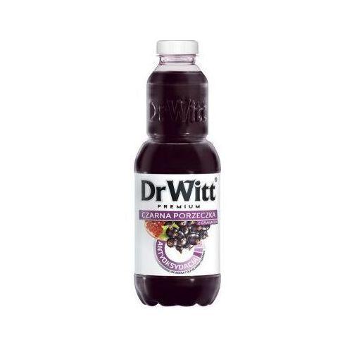 Sok czarna porzeczka z granatem Dr Witt Antyoksydacja 1 l (5901067403726)