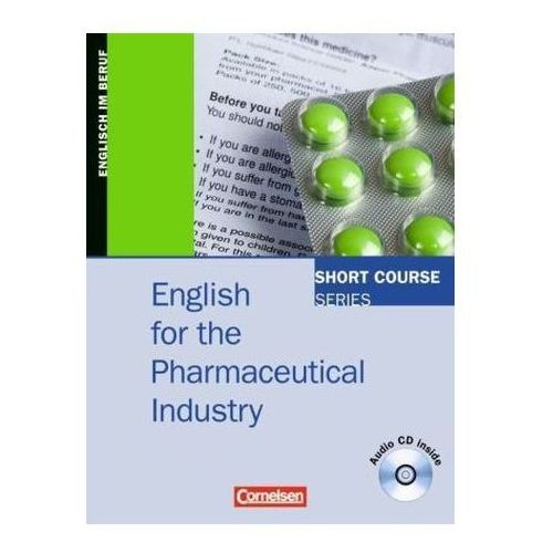 English for the Pharmaceutical Industry, m. Audio-CD (9783464203873)