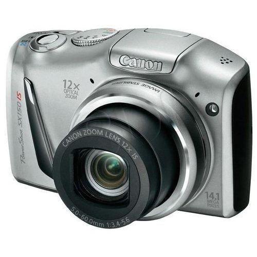 Canon PowerShot SX150 [zoom optyczny 12x]