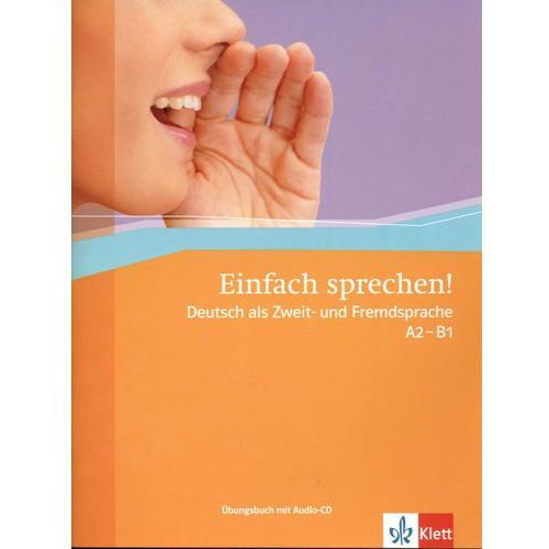 Einfach Sprechen A2-B1 Z Płytą Cd (64 str.)