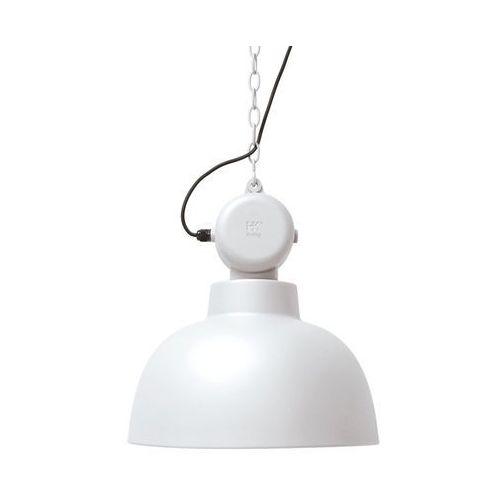 lampa wisząca factory m biały mat vaa4025 marki Hk living