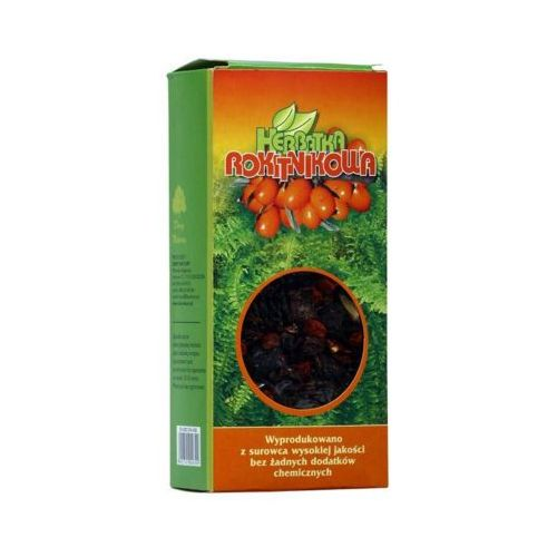 DARY NATURY 100g Herbata rokitnikowa Liściasta BIO