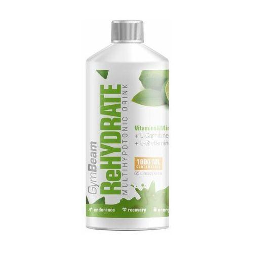 Gymbeam hipotoniczny napój rehydrate 1000 ml
