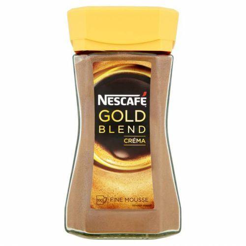 Kawa NESCAFÉ GOLD CREMA 200g rozpuszczalna - X03585, NB-3200