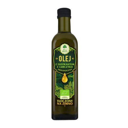 Olej z ekstraktem z lubczyku bio 100 ml - dary natury marki Dary natury - test