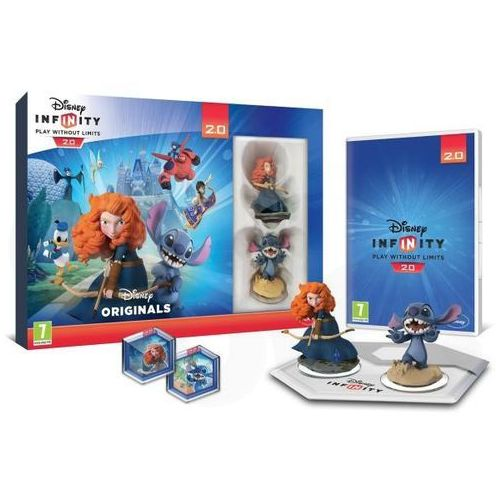 Gra ps3 disney infinity 2.0: plac zabaw combo pack marki Cdp.pl