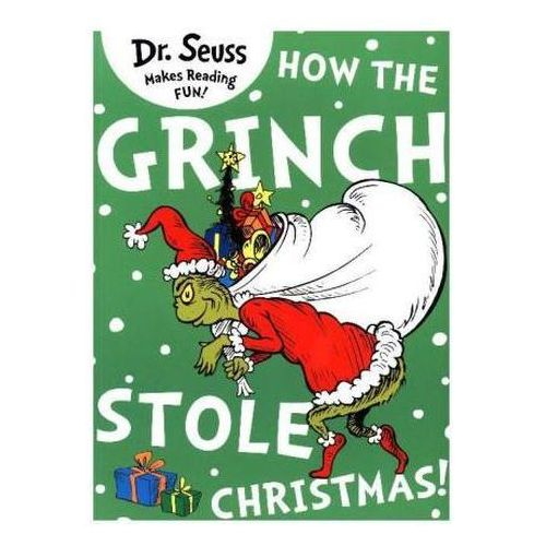 How the Grinch Stole Christmas, HarperCollins Publishers