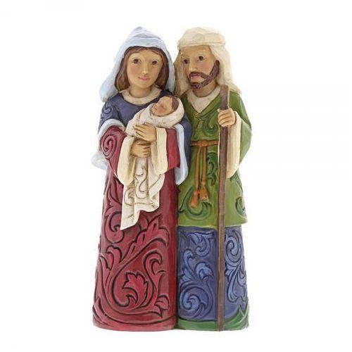 Święta rodzina szopka mini holy family 6001497 figurka ozdoba świąteczna marki Jim shore