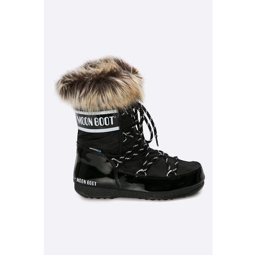 - śniegowce monaco marki Moon boot