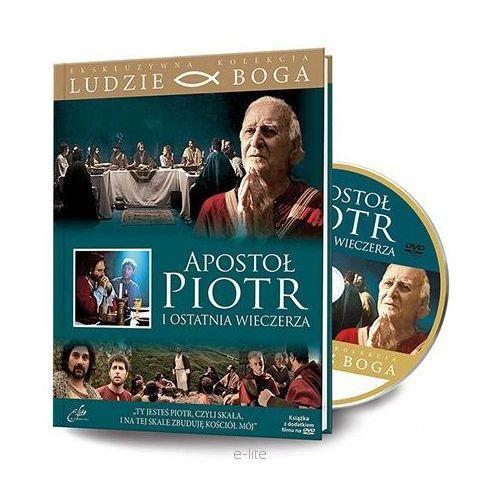 Apostoł piotr i ostatnia wieczerza - film dvd z serii: ludzie boga marki Sabloff gabriel