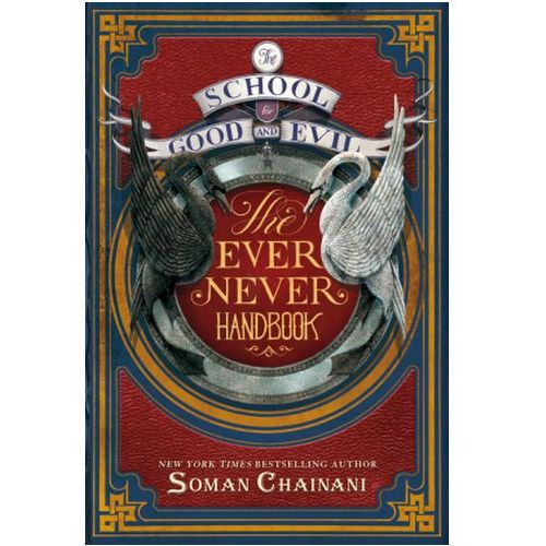 School for Good and Evil - The Ever Never Handbook (9780062459169)