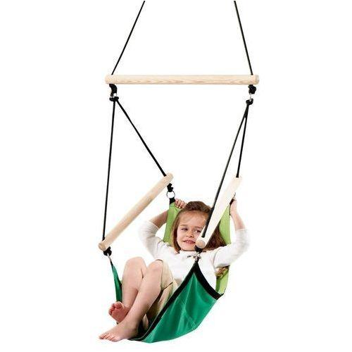 Fotel wiszący huśtawka Kids Swinger Green  - Green, marki Amazonas do zakupu w Sklep Sportowy Presto