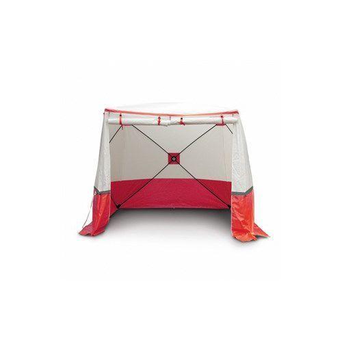 Namiot roboczy 350 KE 350*350*215 czerwony