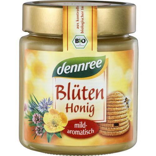 Dennree (dżemy, miody, herbaty) Miód wielokwiatowy bio 500 g - dennree