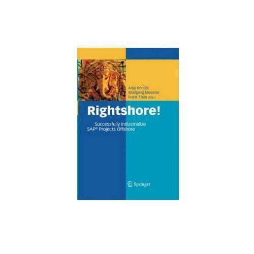 Rightshore! (9783642443831)