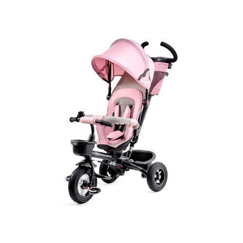 Rowerek trójkołowy aveo różowy 5y35bg marki Kinderkraft