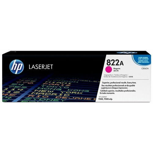 Wyprzedaż Oryginał Bęben światłoczuły HP 822A do Color LaserJet 9500 | 40 000 str. | magenta