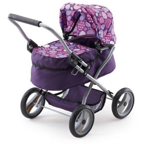 BAYER DESIGN Wózek dla lalek My first Trendy, fiolet ze sklepu pinkorblue.pl